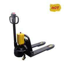 GS CBD15 Mini Electric Pallet Truck with Lithium Battery