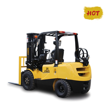 GS 2.5T  LPG&Gasoline Forklift with NISSAN Engine