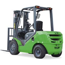 GS New S-series Forklift Powered by Euro V Engine