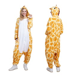 Animal Onesie Party Costumes Adult Giraffe