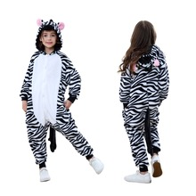 Animal Onesie My Fancy Costumes Kids Costumes Zebra