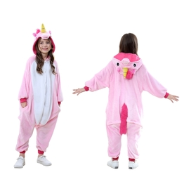 Pink Unicorn Carnival Costumes For Teens