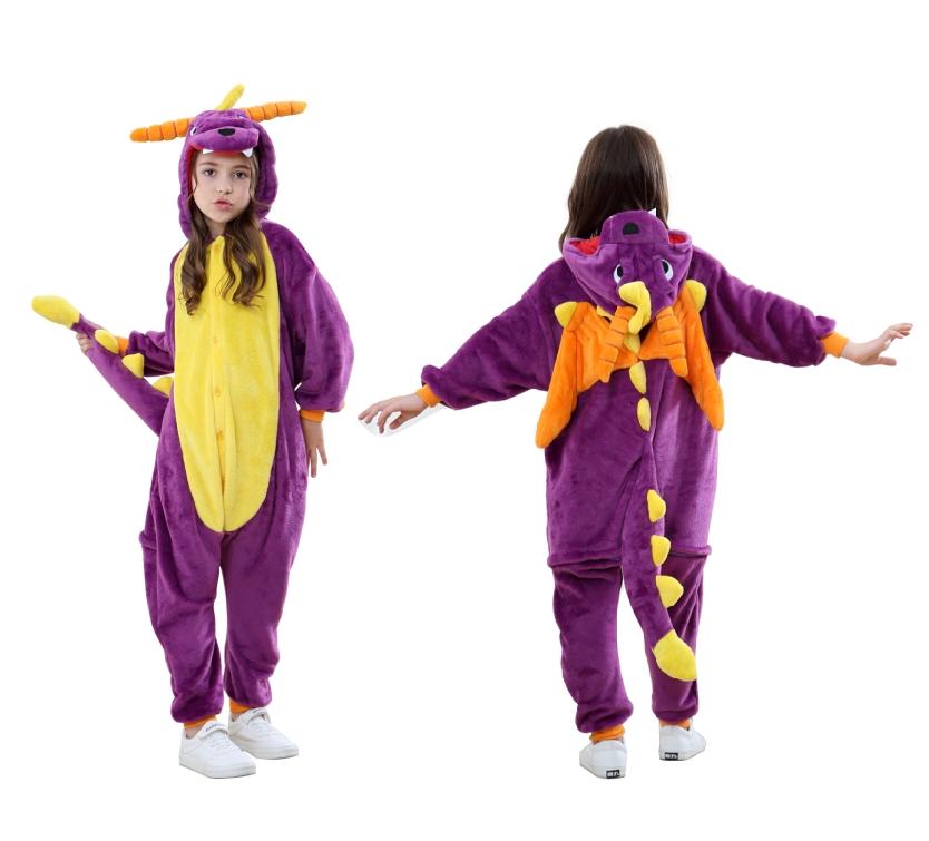 animal onesies halloween party kids dragon myfancycostumescom
