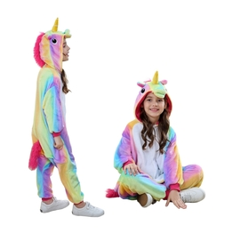 Animal Onesie My Fancy Costumes Kids Rainbow Unicorn