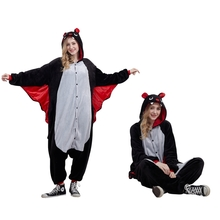 Animal Onesies Carnival Costumes Adult Bat