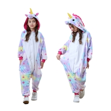 Animal Onesie My Fancy Costumes Kids Pastel Unicorn