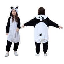 Animal Onesie Animal Pajamas Animal Costumes Kids Panda