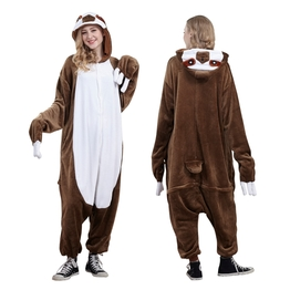 Animal Onesie Cosplay Costumes Adult Sloth