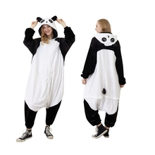 Animal Onesies My Fancy Costumes Adult Panda