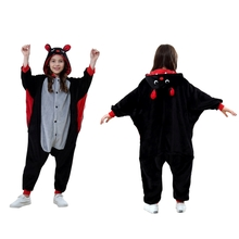 Animal onesie Carnival Costumes Kids Bat