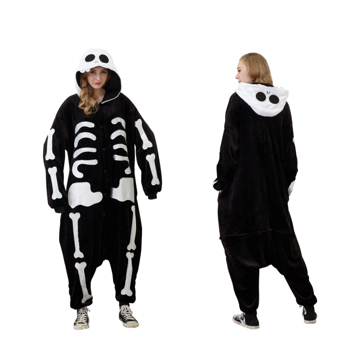 animal onesie animal pajamas halloween costumes