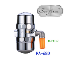 Manufacturer PA-68D modulating metal body pneumatic auto condensate drain valve for air tank  air dryer and air filter