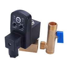 CE Electronic auto drain valve XF 16 A for sale