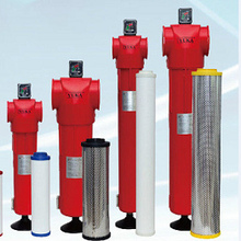Compressed air filter Air filter