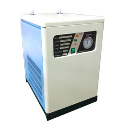 Compressed refrigerated air dryer