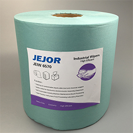 JW-3 Industrial Paper Wipe Roll