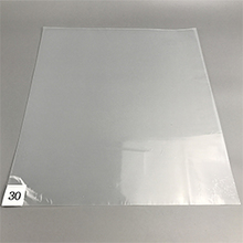 8.5''X15'' Transparent Clean Room Polyethylene Sticky Mat