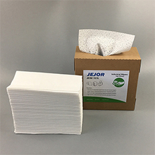 33331 4 Fold PP Non Woven Wipes