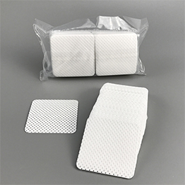 33330 5 x 5cm Nail Nonwoven Wipes