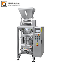 Automatic multi-lanes packing machine