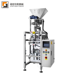 Puffed Food Packing Machine For Potato Chips Crisps Popcorn Fried Beans Packing Machine