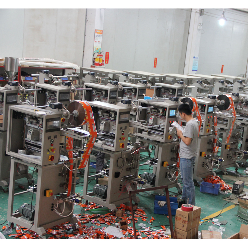 small vertical packing machine, for granule goods, such as peanut, small candy