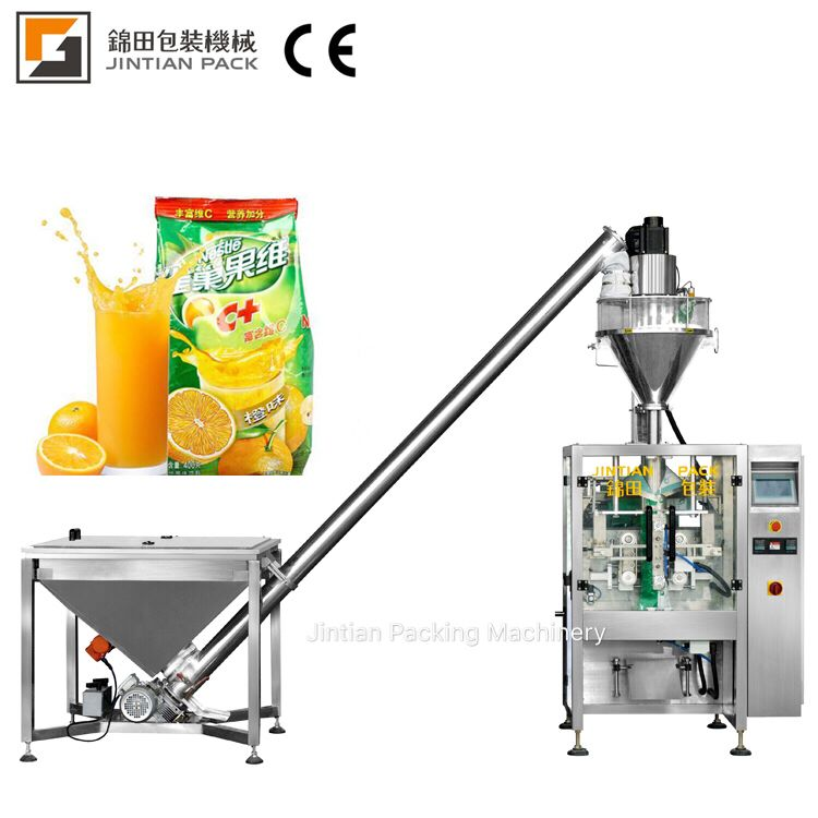 JT-420VF,powder packing machine