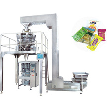 JT-420W New Condition automatic vertical packer  vertical packing machine