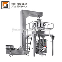 JT-420W CE approved multihead weighing candy packing machine