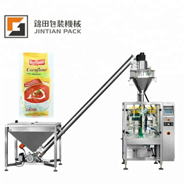 JT-420 VF 10-60 bags min for coffee milk powder automatic plastic bagging machine powder packing machinery