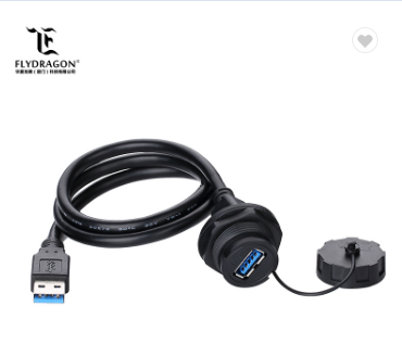 waterproof usb3.0 connector