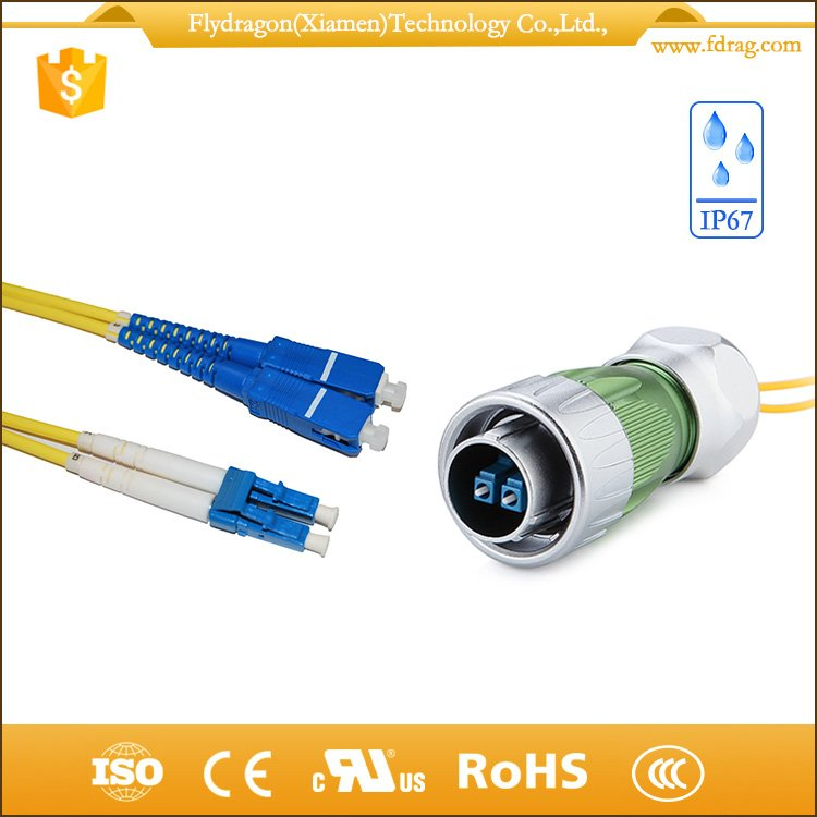 lc connector fc fiber optical cable connector