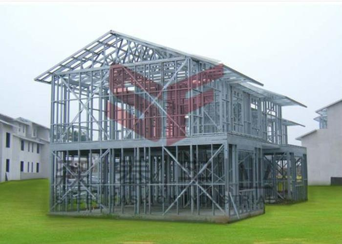 Light Steel Structure Houses,light steel frame homes prices ...