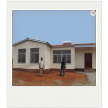 cheap prefab houses in Africa