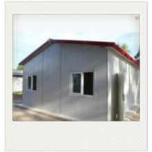 Cheap ready made modular house  prefab luxury house