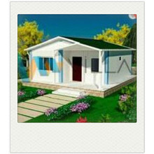 One floor steel door cheap modern  prefab cabins