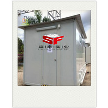 20ft 40ft  container buildings -toilet