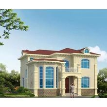 254SQM 2 Stories 5 Bedroom Light Steel House