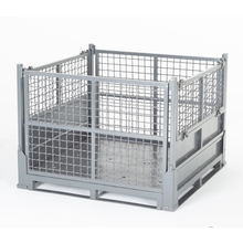 egg roll container roll cages