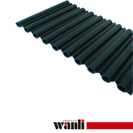 flat panel solar collector rubber collector plates