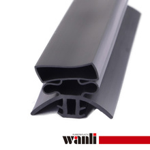 aluminium rubber door seal door casing
