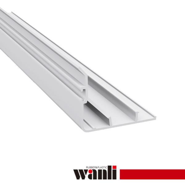 El perfil de extrusión de PVC PVC marco de la puerta profiles ...