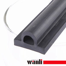 aluminium rubber door seal