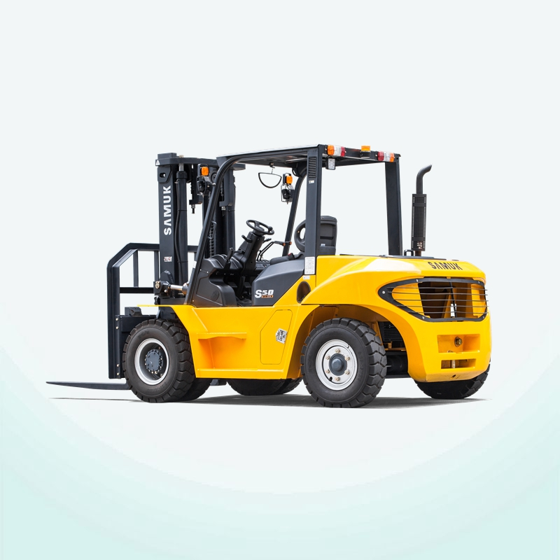 Heavy duty diesel forklift trucks for sales