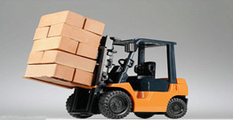 How to use the forklift correctly