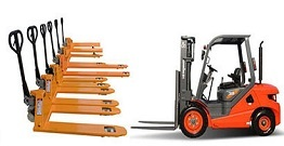 What are the characteristics of pallet trucks?