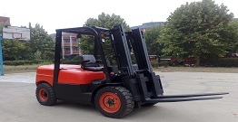 Selection and use of forklift engine oil