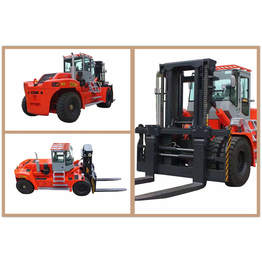 heavy duty forklift trucks FD250 diesel engine