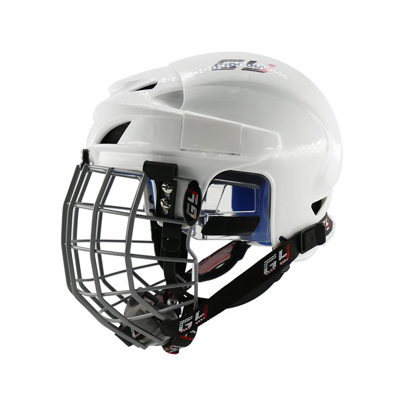Gy Sports High Quality Impact Protection Ice Hockey Helmet