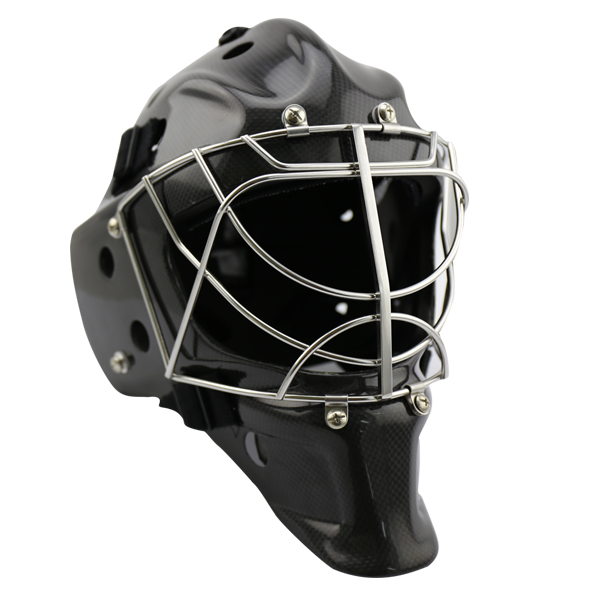 Gy Sports Ce Certification Carbon Fiber Outer Shell Ice Hockey
